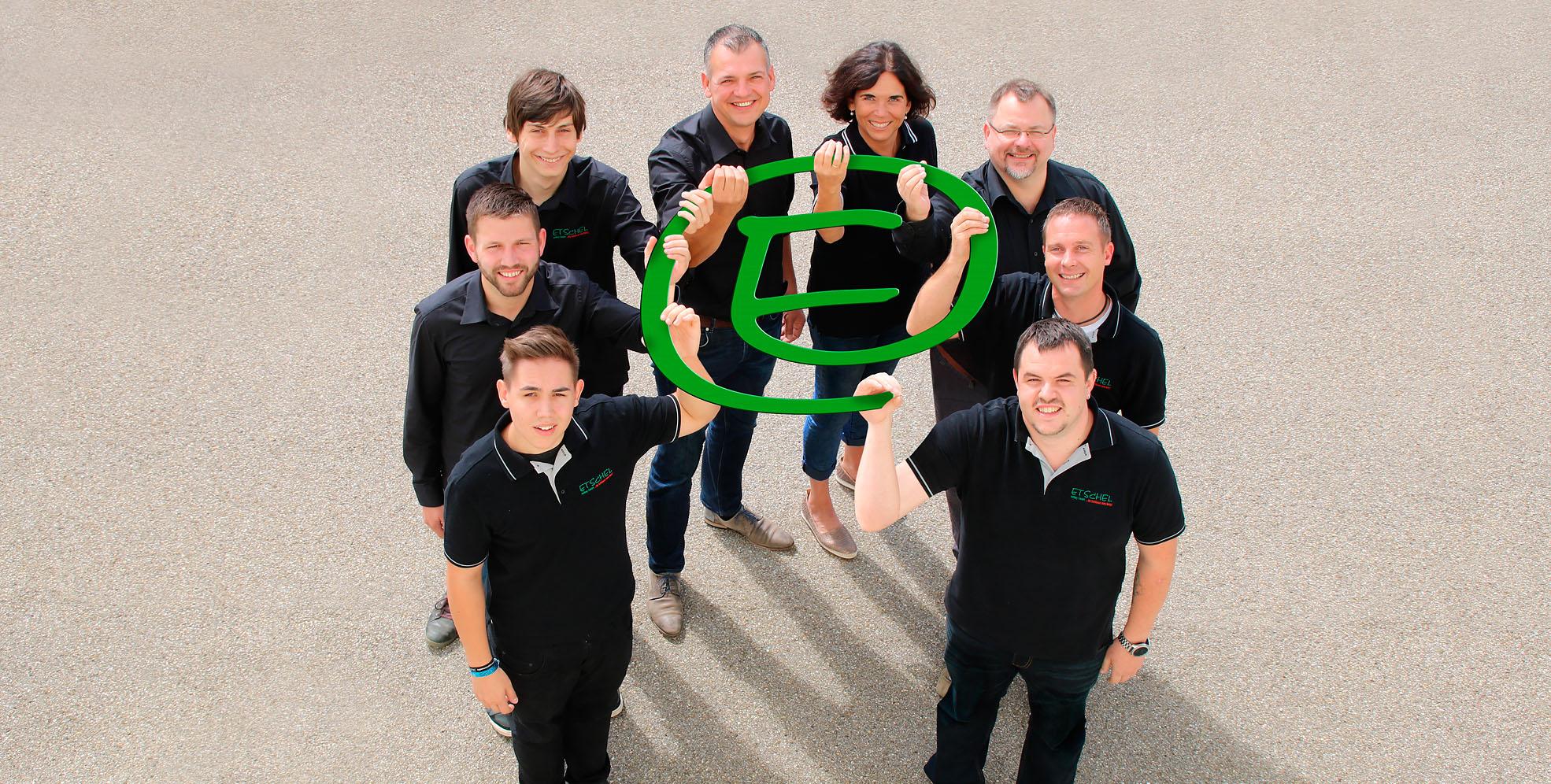Etschel Netkey Team It Bereich It Systemelektroniker